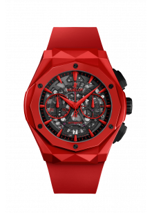 Aerofusion Chronograph Orlinski Red Ceramic