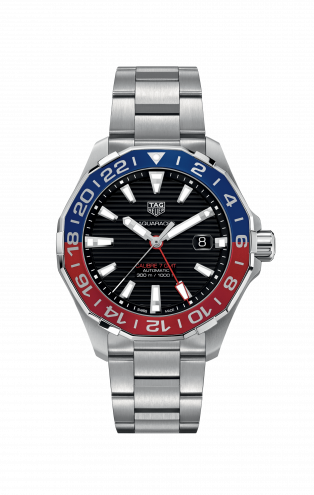 TAG HEUER AQUARACER Calibre 7 Twin Time - 1