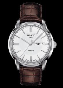 tissot automatics iii