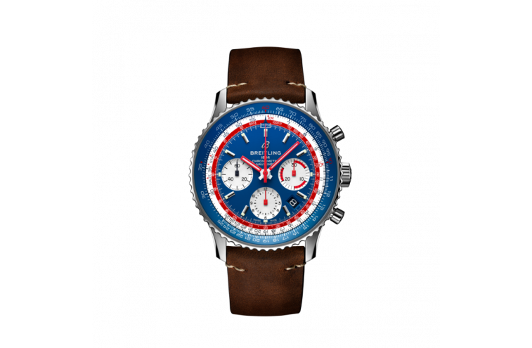 NAVITIMER 1 B01 CHRONOGRAPH 43 AIRLINE EDITION - PAN AM - 1