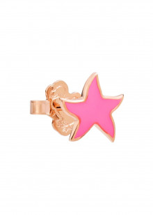 1 Boucle d'oreille étoile de mer