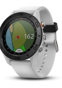 Approach® S60 - White with White Band