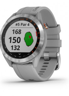 Approach® S40 - Stainless Steel with Powder Gray Band