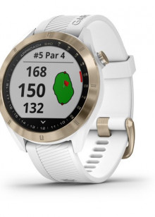 Approach® S40 - Light Gold with White Band