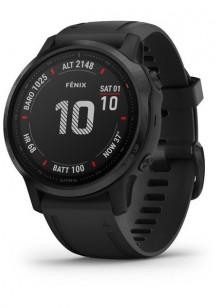 fenix6S - Noire avec bracelet noir
