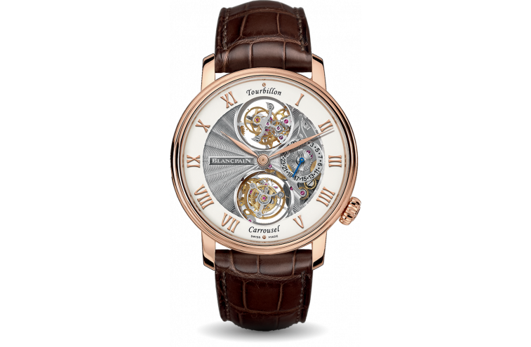 Tourbillon Carrousel - 1