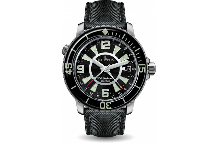 500 Fathoms GMT - 1