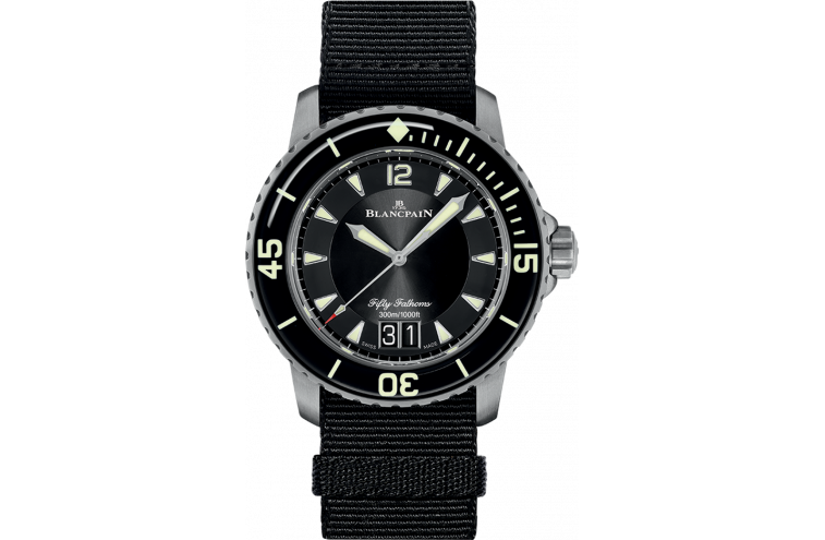 Fifty Fathoms Grande date - 1