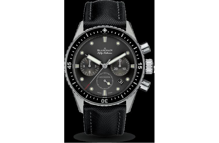 Bathyscaphe Chronographe Flyback - 1