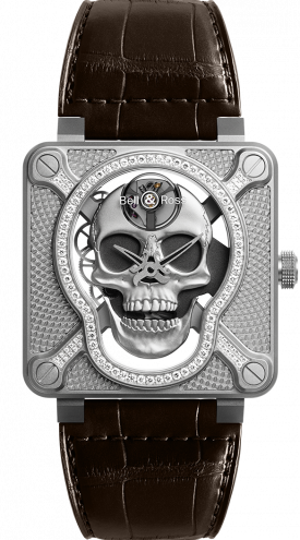 BR 01 LAUGHING SKULL LIGHT DIAMOND - 1