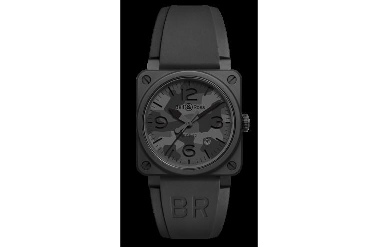 BR 03-92 BLACK CAMO - 1