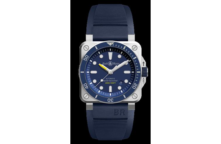 BR 03-92 DIVER BLUE - 1