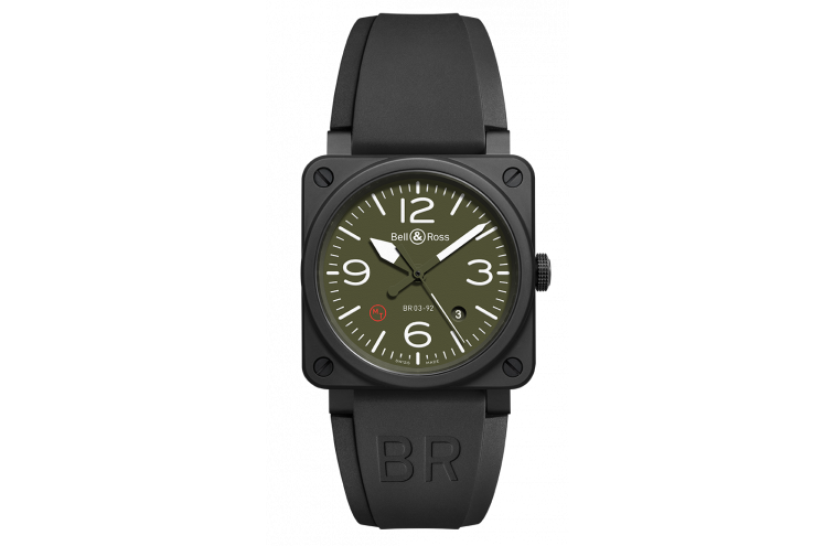 BR 03-92 MILITARY TYPE - 1
