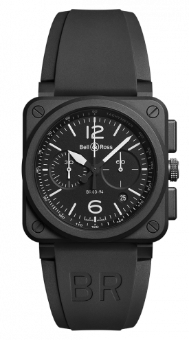 BR 03-94 BLACK MATTE - 1