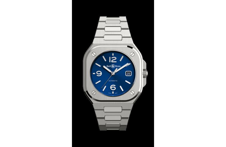 BR 05 BLUE STEEL - 1