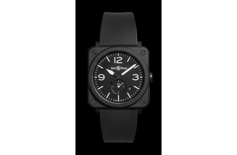 BR S BLACK MATTE - 1