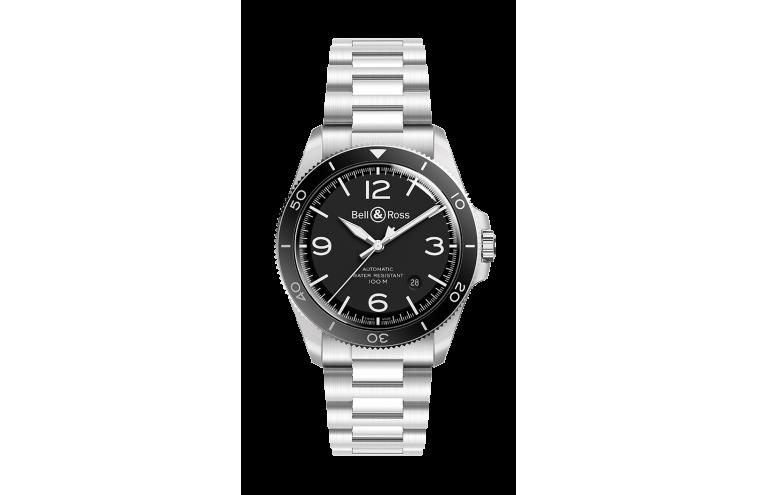 BR V2-92 BLACK STEEL - 1