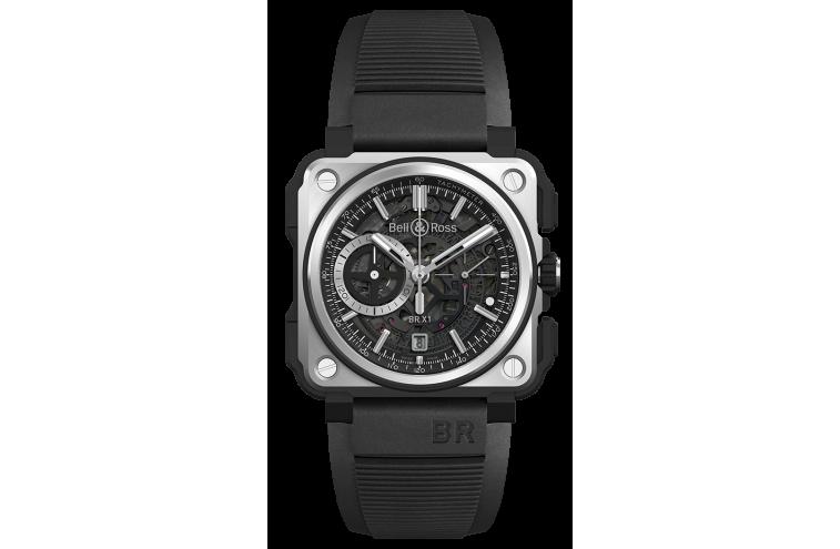 BR-X1 BLACK TITANIUM - 1