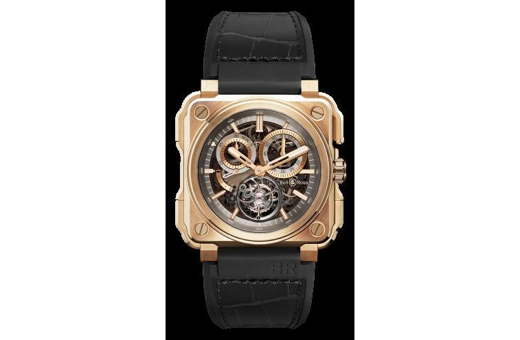 BR-X1 TOURBILLON ROSE GOLD - 1